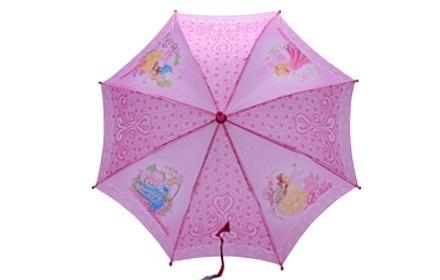 公主花边儿童伞