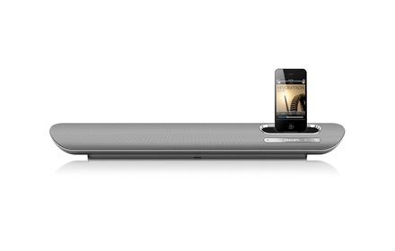 飞利浦      ds6100 iphone4/4s专用回音壁音响