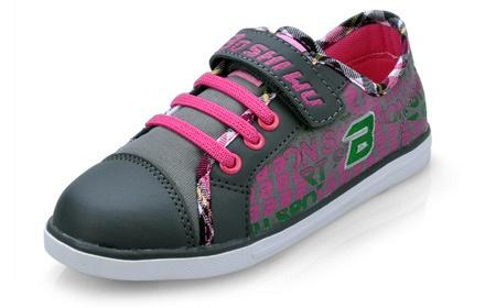 博士屋涂鸦儿童帆布鞋