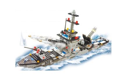 沃马盒装智名品驱逐舰-聚美优品-积木特卖c消防图纸图片