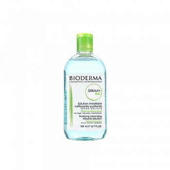 法国•贝德玛(Bioderma)净妍控油洁肤液 500ml