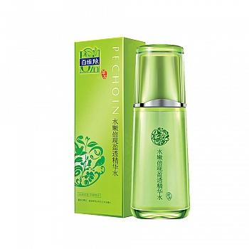 中国•百雀羚水嫩倍现盈透精华水 100ml
