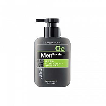 美国•曼秀雷敦(Mentholatum)   男士冰爽活炭洁面乳 150ml