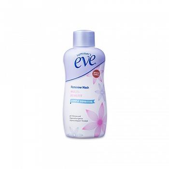 美国•夏依Summer's Eve女性专用洗液(敏感肌肤) 59ml
