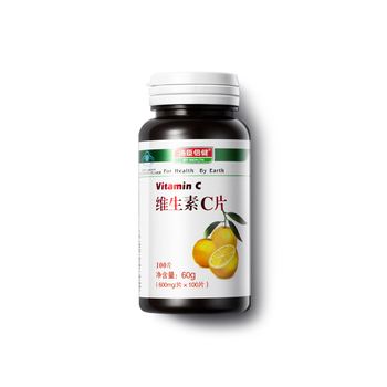 中国?汤臣倍健(by-health )维生素C片 600mg/片 × 100片