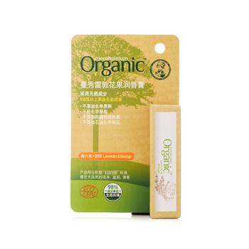 曼秀雷敦(Mentholatum)花果润唇膏-薰衣草+香橙 3.5g