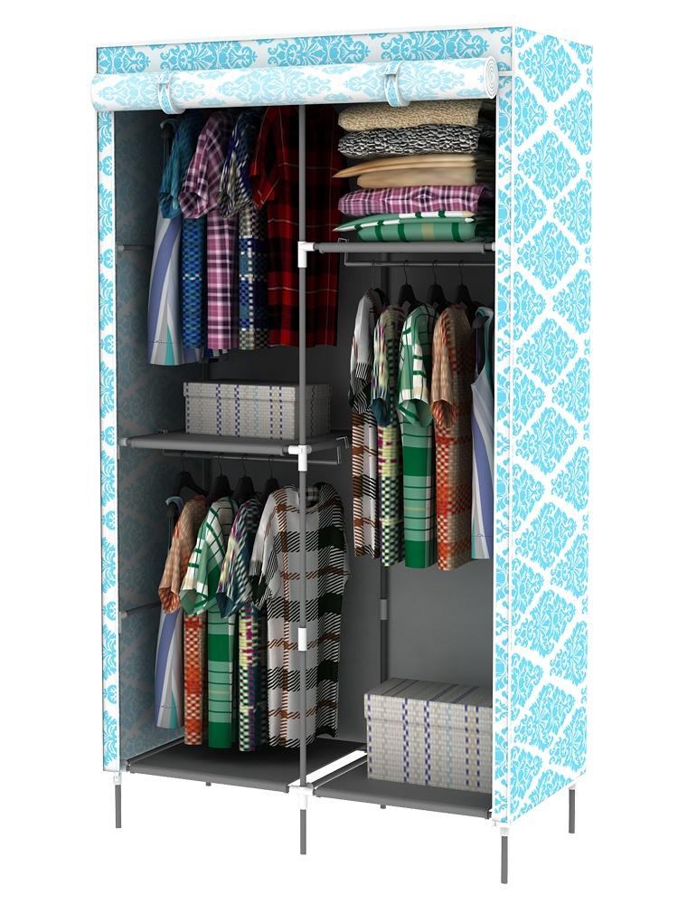 时尚简易布衣柜