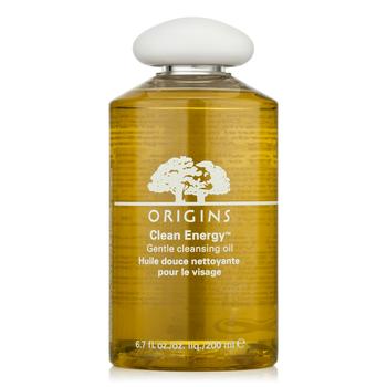 美国•悦木之源(Origins)橄榄净白洁面卸妆油 200ml