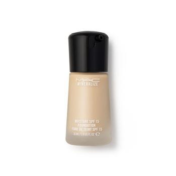 美国•魅可(MAC)矿质润泽粉底液02 SPF15 30ML