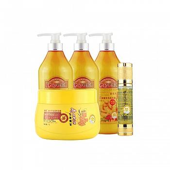 中国•博倩(Boqian)精品组合家庭装 一站式养发护发