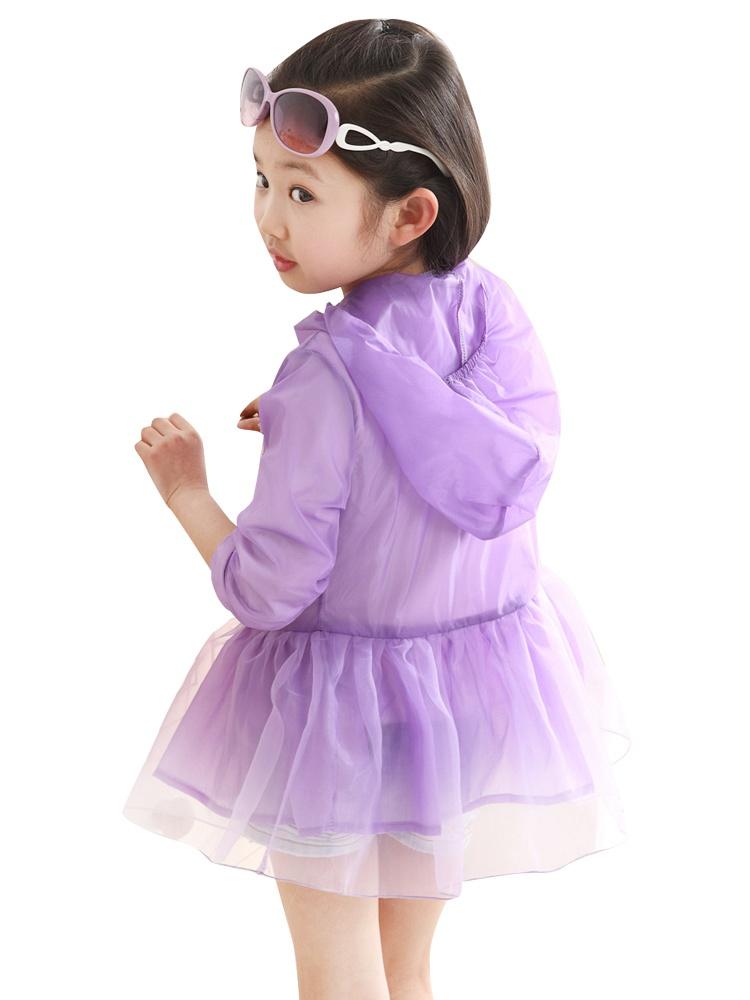 儿童防晒衣长袖空调衫防晒服超薄