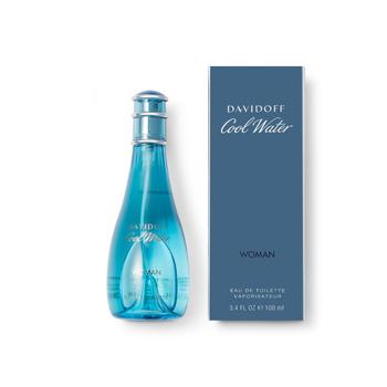 法国•大卫杜夫(Davidoff)(神秘水)女士淡香水(又名冷水女士香氛)100ml