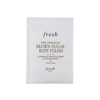 馥蕾诗(Fresh)棕糖保湿身体磨砂(促销装) 35g