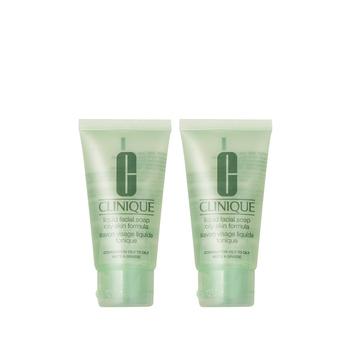 美国•倩碧 (Clinique)清爽液体洁面皂 30ml*2