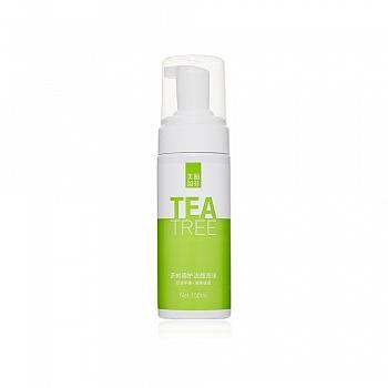 美丽加芬茶树调护洁颜泡沫 150ml