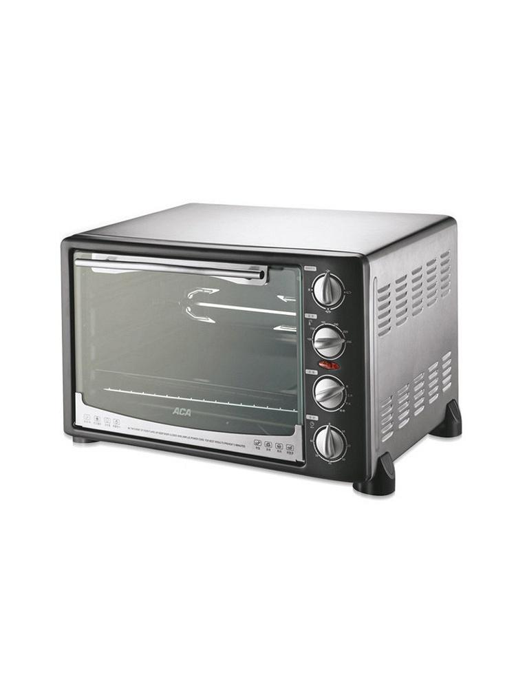 aca北美电器 vto-34a家用电烤箱