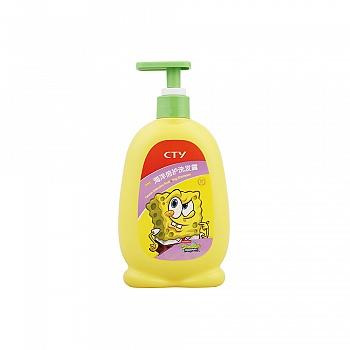 美国•海绵宝宝 (SpongeBob)海洋倍护洗发露 300g