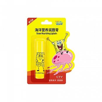 美国•海绵宝宝 (SpongeBob)海洋营养润唇膏 5g