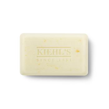 美国•科颜氏 (Kiehl's) 男士燕麦磨砂皂 90g