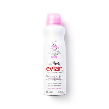 依云 (Evian)婴儿矿泉水喷雾150ml