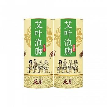 中国•足季艾叶足泡泡腾颗粒300g*2