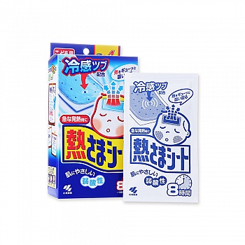 日本•小林制药 医用退热贴儿童用(12片+4片)