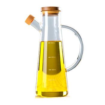 物生物高硼硅耐腐蚀玻璃油壶