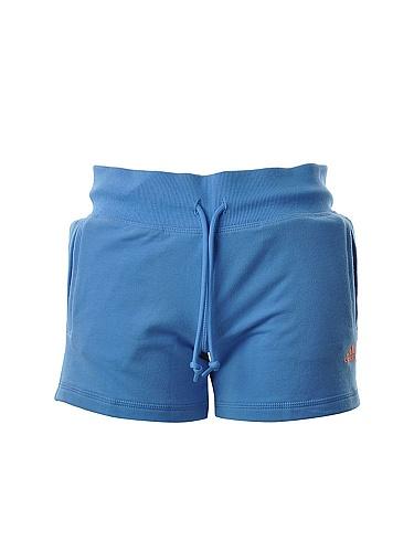 女 锗蓝色 运动短裤