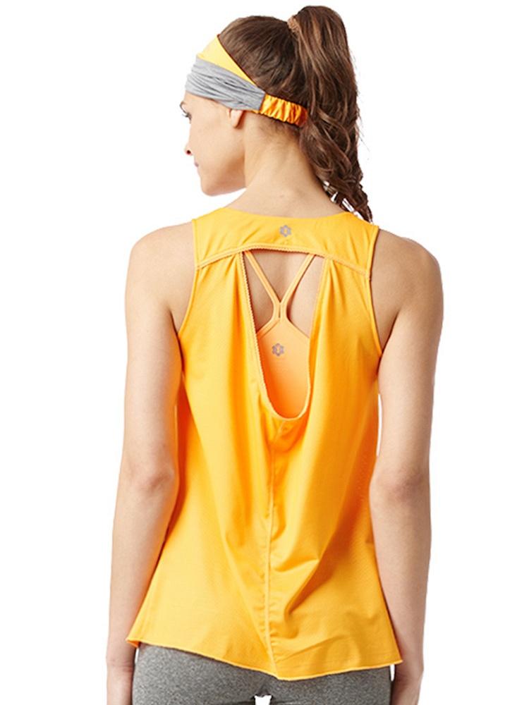 v瑜伽无袖T恤瑜伽女外搭宽松性感-聚美优品罩衫甲幻化血猎人女锁精灵图片