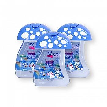 中国•孩儿面儿童水晶洗发沐浴露二合一套装(温和配方)