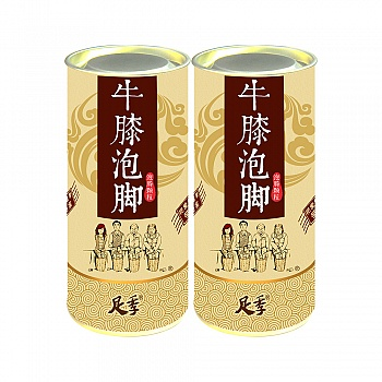 中国•足季牛膝足泡泡腾颗粒250g*2