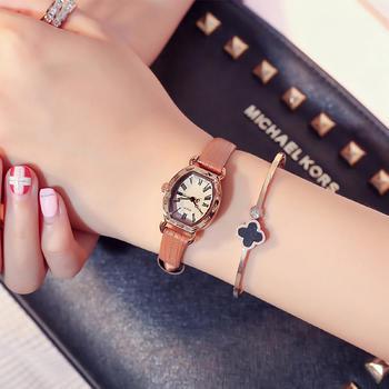 聚利时玖壳温婉OL韩版女士手表