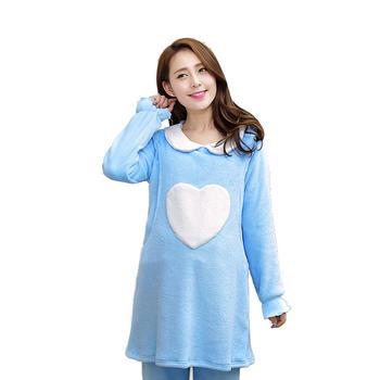 天喜孕妇睡衣哺乳衣家居服月子服