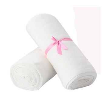 中国•兰多  纯棉产后纱布束缚带 两卷装