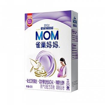 瑞士•雀巢妈妈孕产妇配方奶粉400g