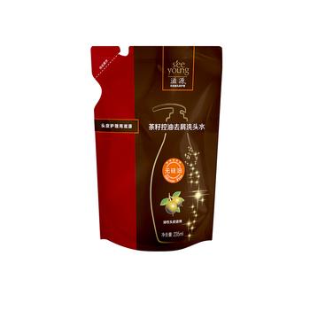 中国•滋源茶籽控油去屑洗头水235ml(油性/补充装)