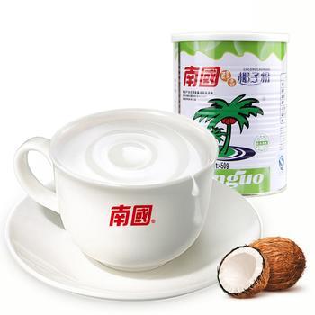 南国速溶醇香椰子粉450g罐