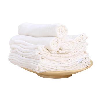 龙之涵纯棉纱布尿布 加厚吸水5条