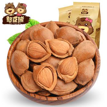 【憨豆熊】坚果零食小银杏120g