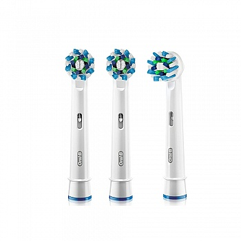 德国•欧乐B EB50-3多角度清洁型刷头三支装