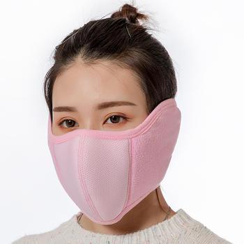 零听防风御寒保暖护耳口罩