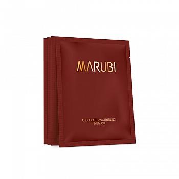 丸美(MARUBI)巧克力丝滑眼贴膜(4对1盒)