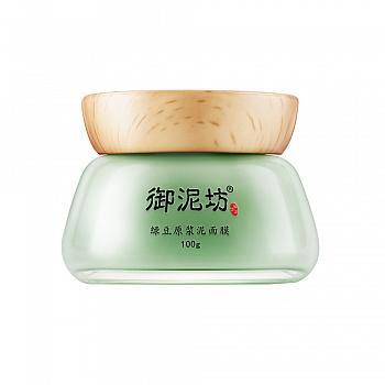 中国•御泥坊绿豆原浆泥面膜100g