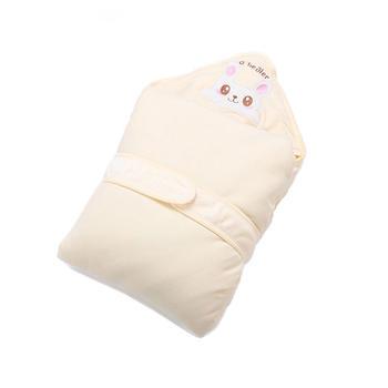 零听婴幼儿纯棉抱被春夏秋冬多款