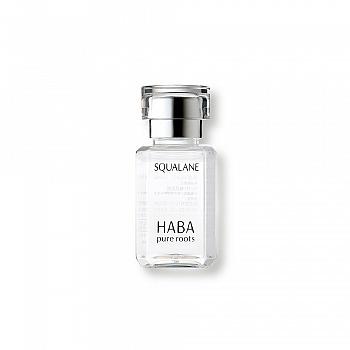 日本?HABA 鲨烷精纯美容油 15ml