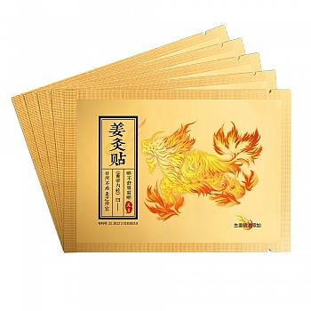 中国•足季姜灸贴 5袋