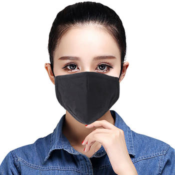 中国•口罩含活性炭 - 骑行防尘*2个装
