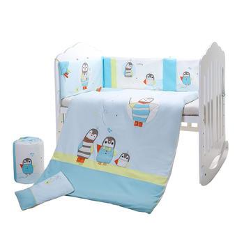 中国•澳斯贝贝婴儿床品7件套 圣伦斯堡