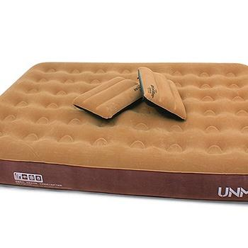 歐培家用戶外必備超大充氣床棕色