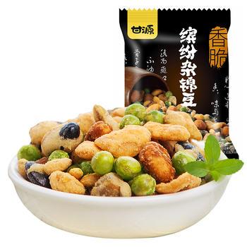 甘源牌 缤纷杂锦豆 休闲炒货零食 285g